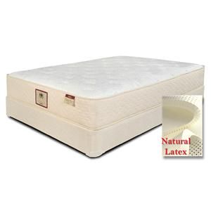 Symbol Mattress Contour Classic Westminster with Latex Plush Mattress