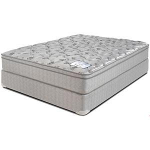 A1 Better Sleep Orion Queen Pillow Top Foam Mattress Set