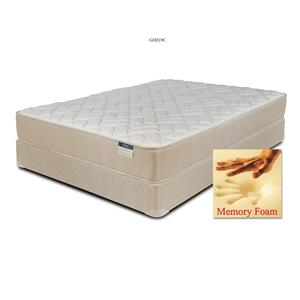 Symbol Mattress SB Fulton Full Firm Mattress Set