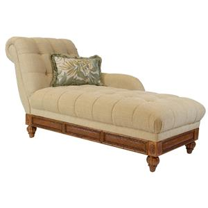 Synergy Home Furnishings Bailey Chaise