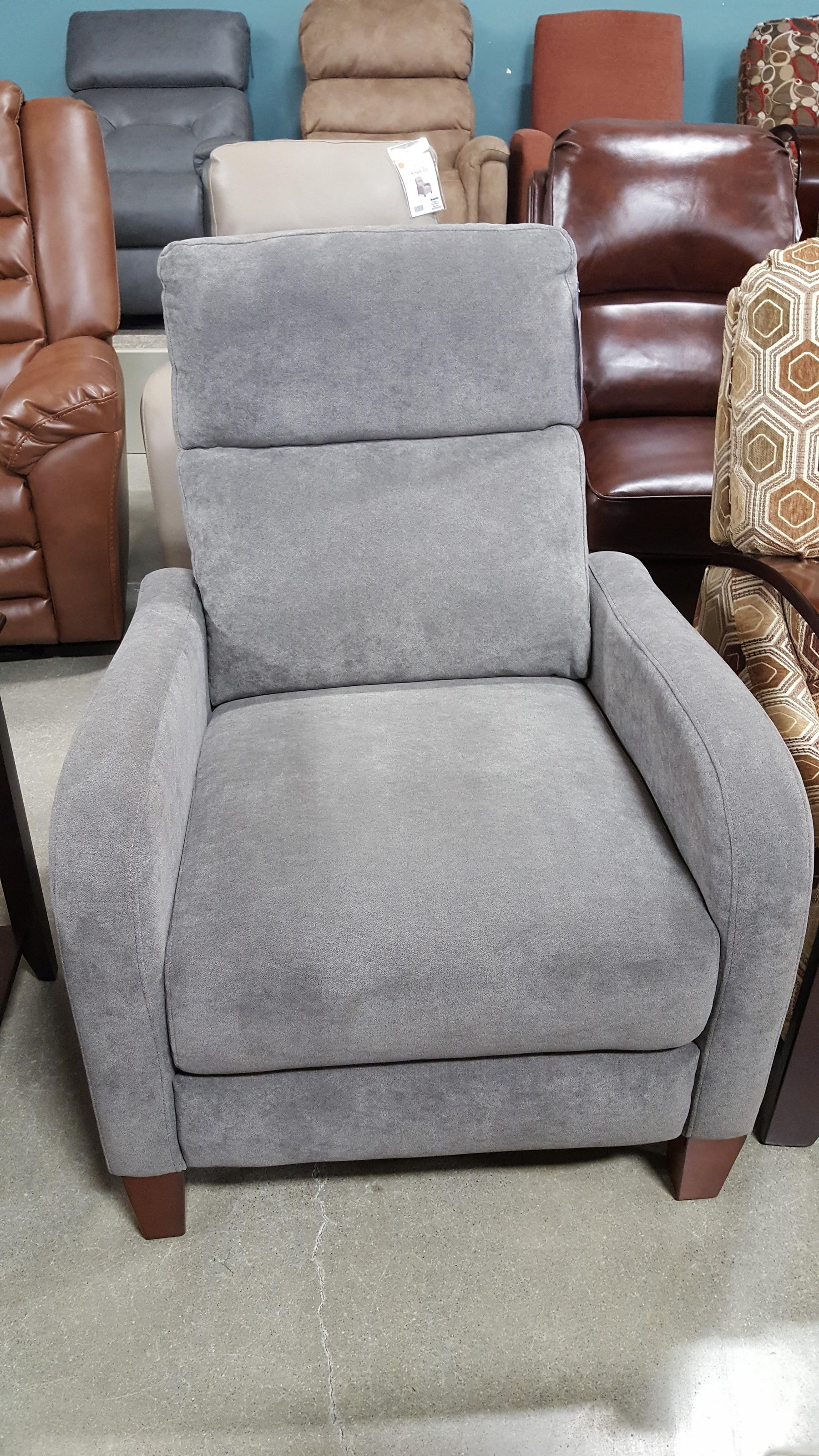 Sarah Randolph Designs-CC 1005 Recliner - Item Number: 75149