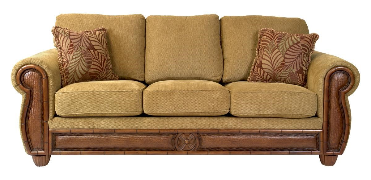 Synergy Home Furnishings Key Largo Queen Sofabed - Item Number: 1086-40 Key Largo