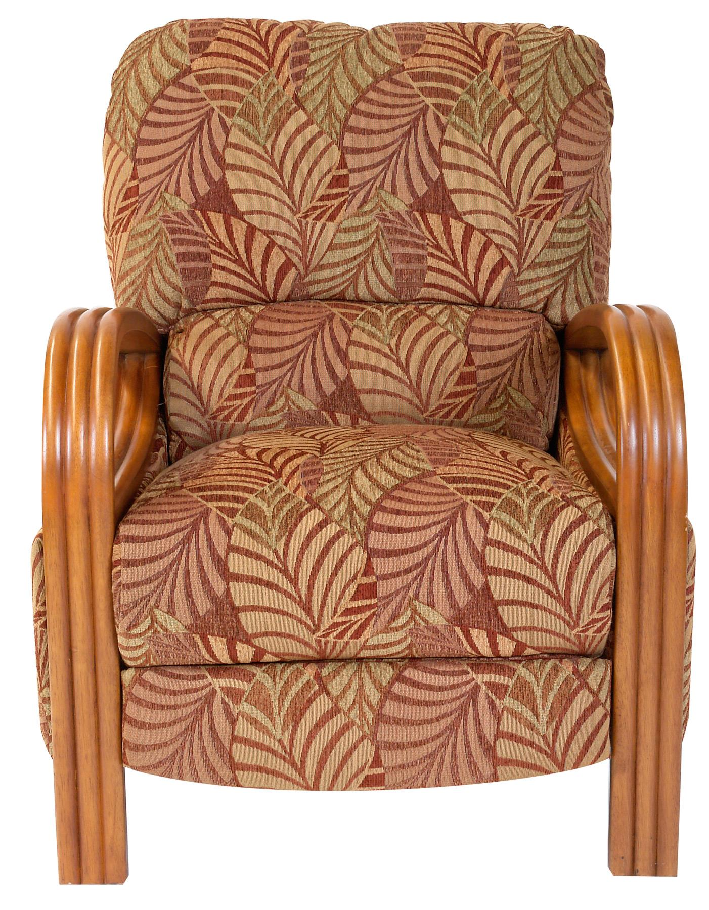 Synergy Home Furnishings Key Largo Recliner   Item Number: 743 86 KEY LARGO