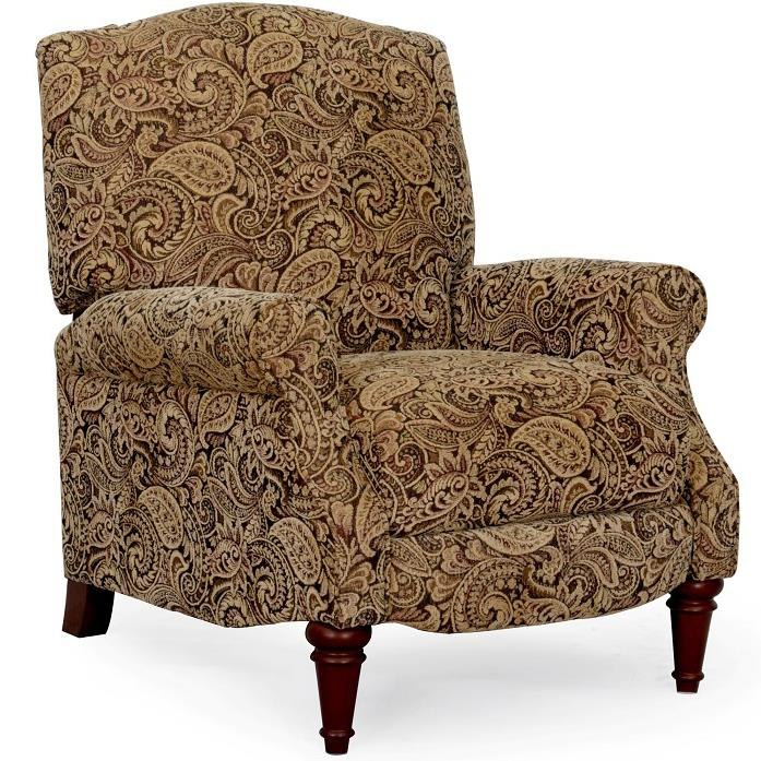 Synergy Home Furnishings 1090 Traditional Three Way Recliner - Item Number: 1090-86-M9675-Sherwood