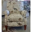 Sarah Randolph Designs 1090 Recliner - Item Number: 71278