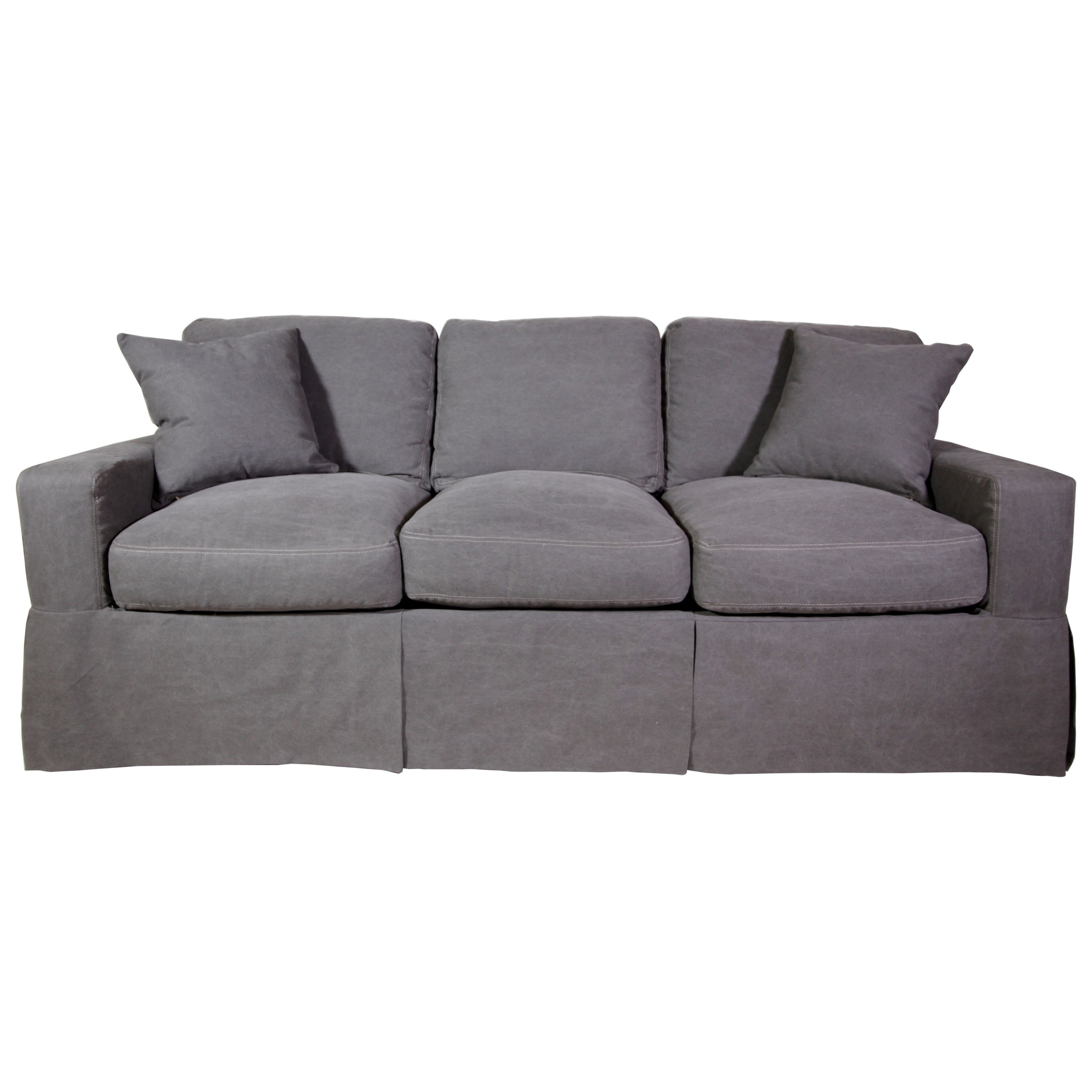 Synergy Home Furnishings Bahia Queen Sofabed - Item Number: 1205-40 4030-96