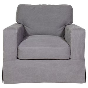 Synergy Home Furnishings Bahia Swivel Chair