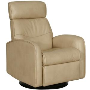 Synergy Home Furnishings 1235 Casual Recliner with Track Arms