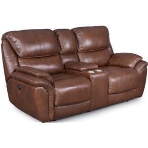Synergy Home Furnishings 1259 Reclining Loveseat
