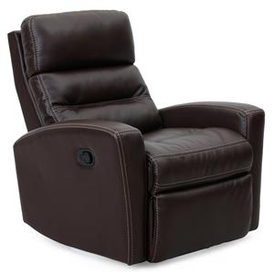 Synergy Home Furnishings 1268 Swivel Glider Recliner