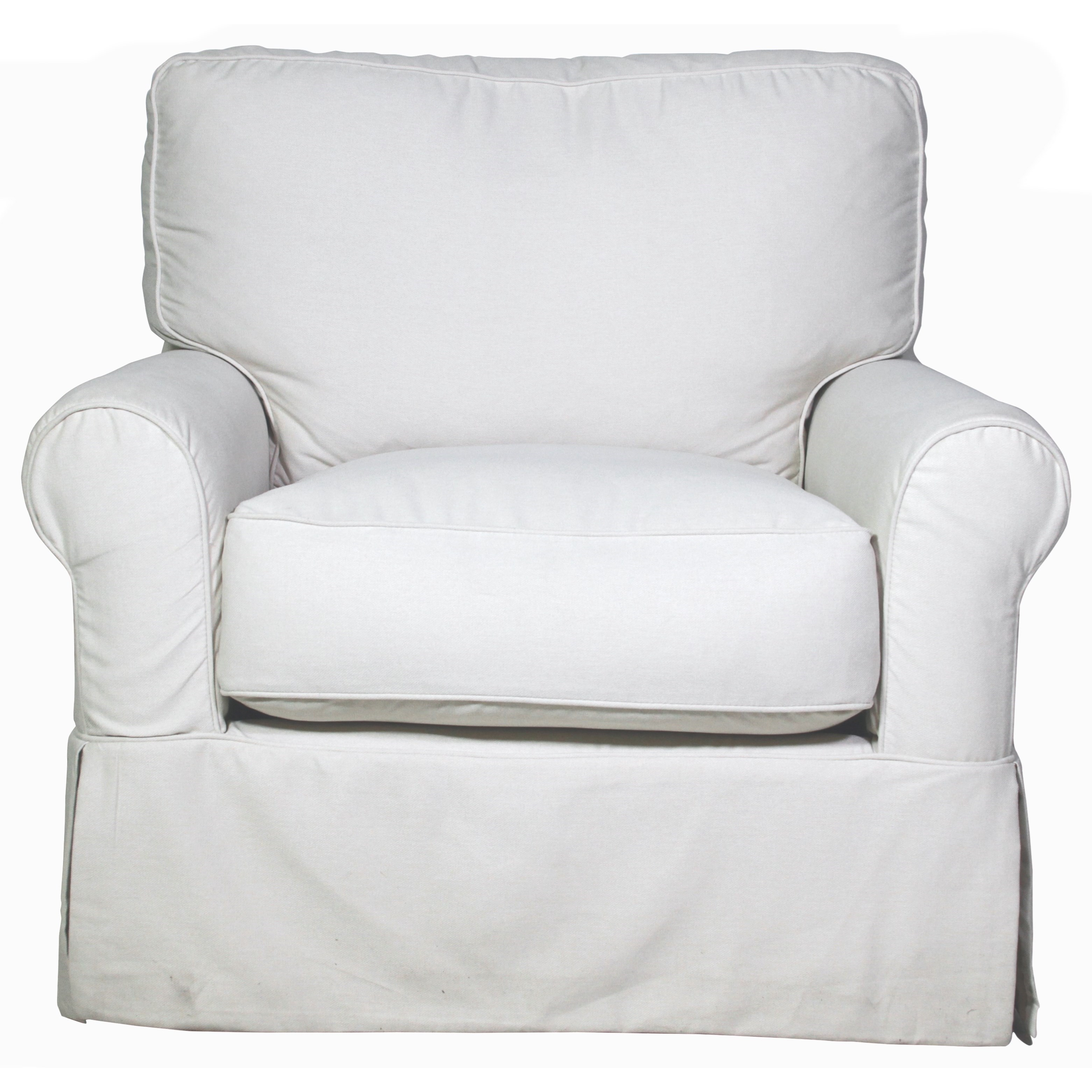 Synergy Home Furnishings Fleming Swivel Chair - Item Number: 1313-93 3916-82