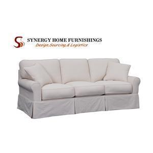Synergy Home Furnishings 1313NEW Queen Sleeper Sofa