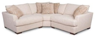 3 Pc Sectional /Redondo Sand