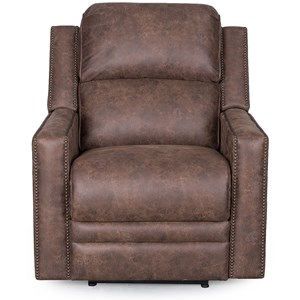 Synergy Home Furnishings 1340 Recliner with Power Headrest