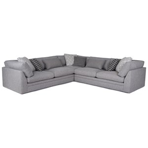 Synergy Home Furnishings 1483 Transitional Sectional