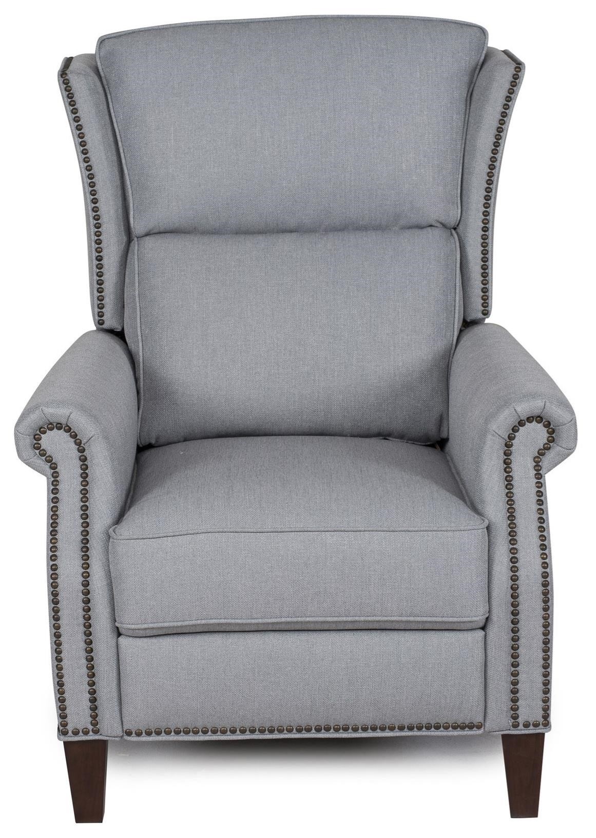 1524 Push Thru Arm Recliner by Synergy Home Furnishings at Stoney Creek Furniture