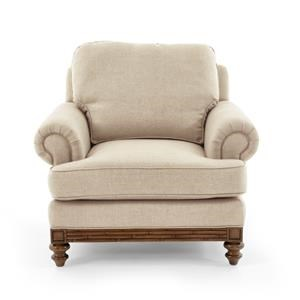 Chair with Rolled Arms