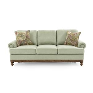 Synergy Home Furnishings 1526 Queen Sleeper Sofa