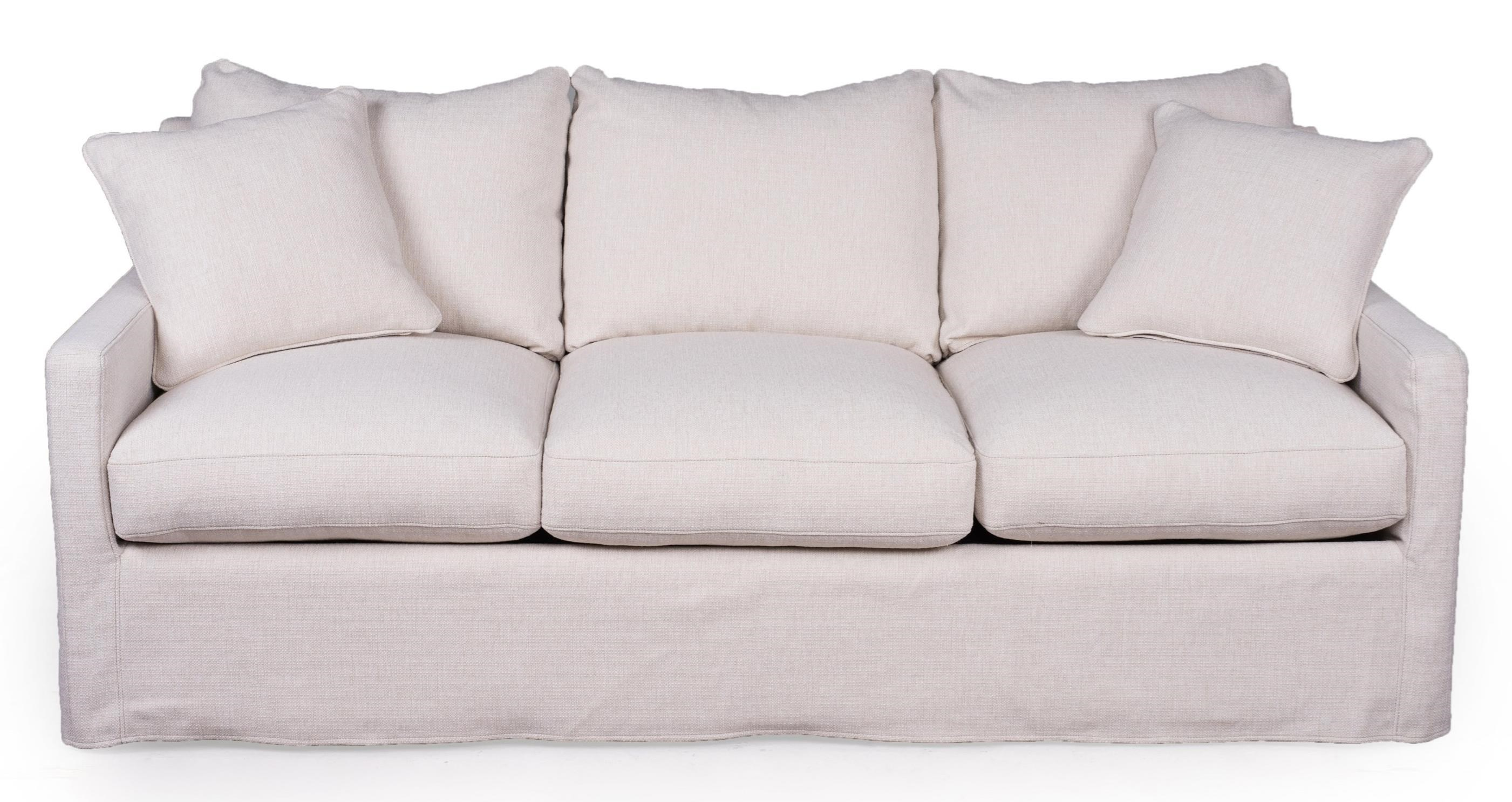 Slipcover Sleeper Sofa