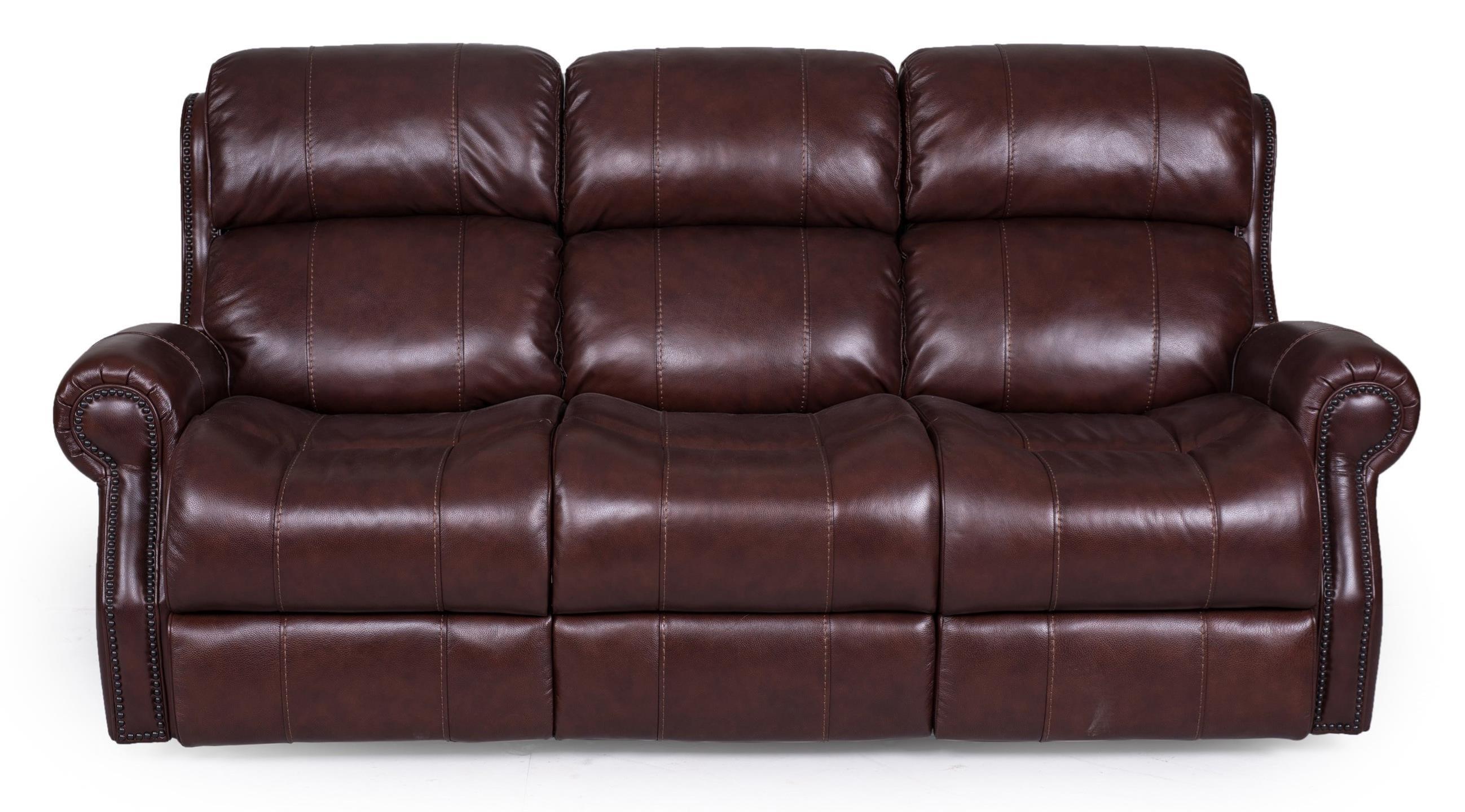 Power Headrests Reclining Sofa