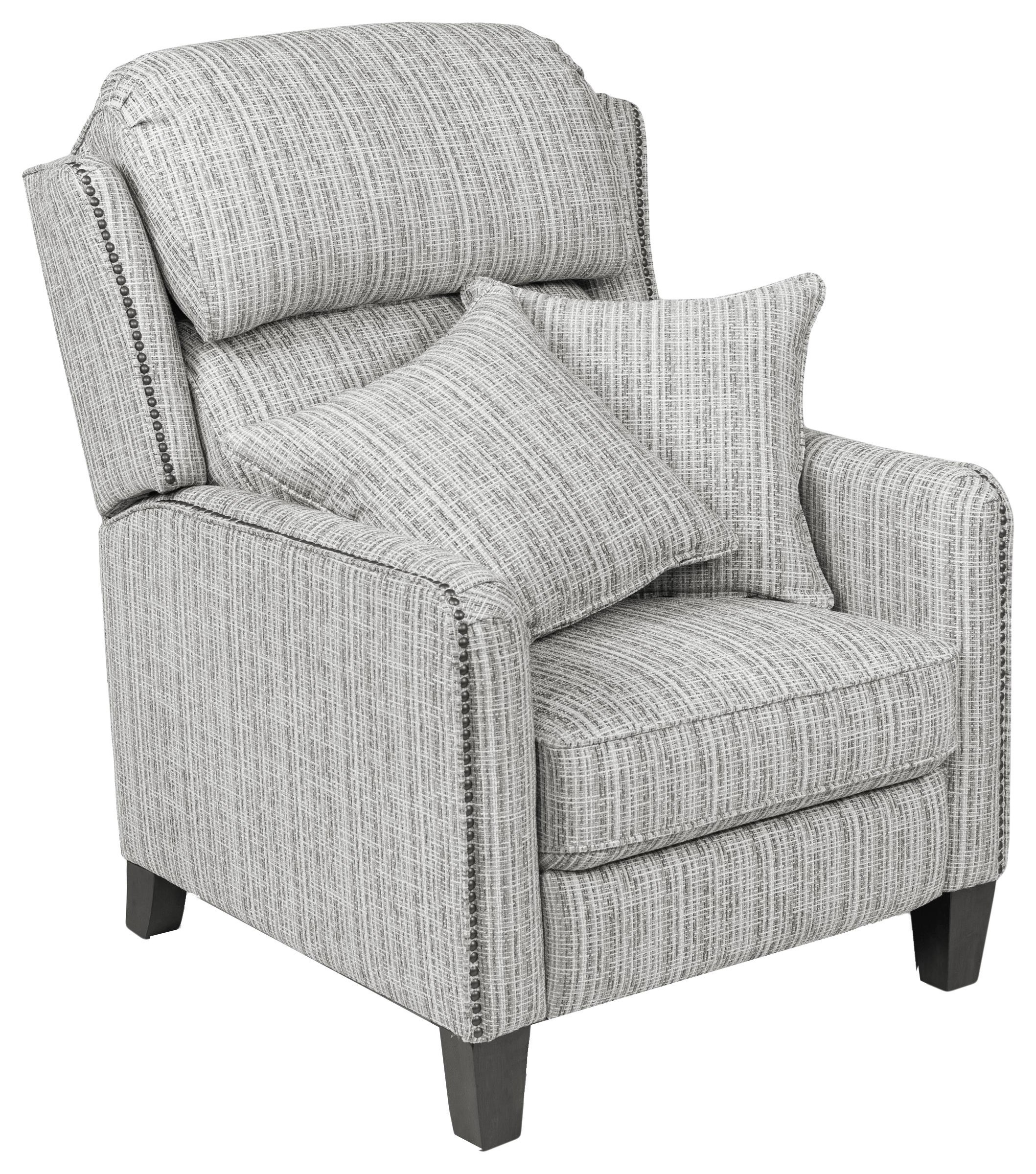 1657 Recliner/bryant Platinum by Synergy Home Furnishings at Stoney Creek Furniture