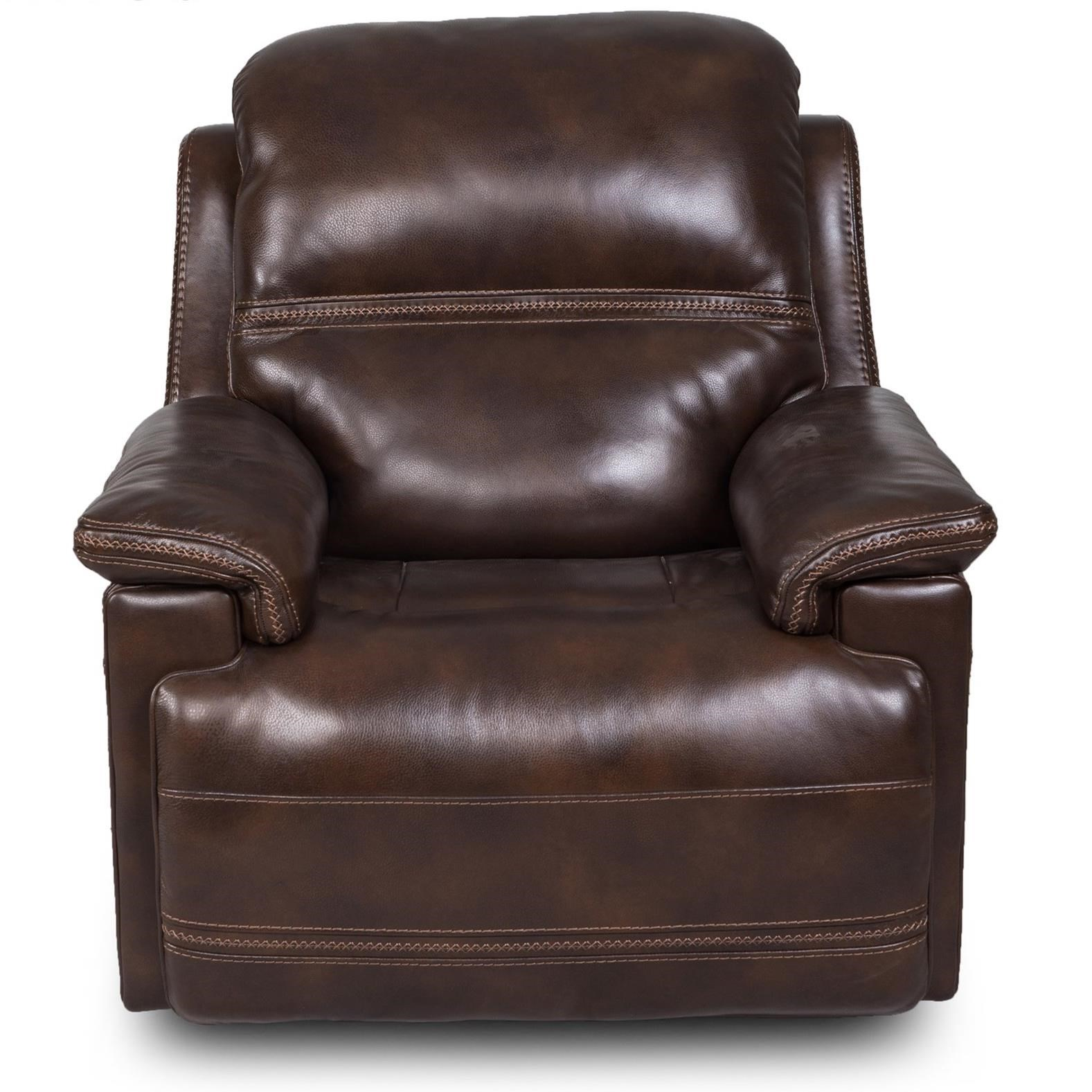 Reclining Chair, Power Headrest Lumbar