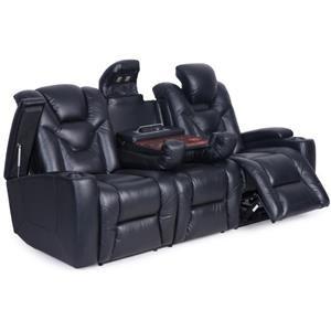 Synergy Home Furnishings 377 Seal Power Reclining Sofa