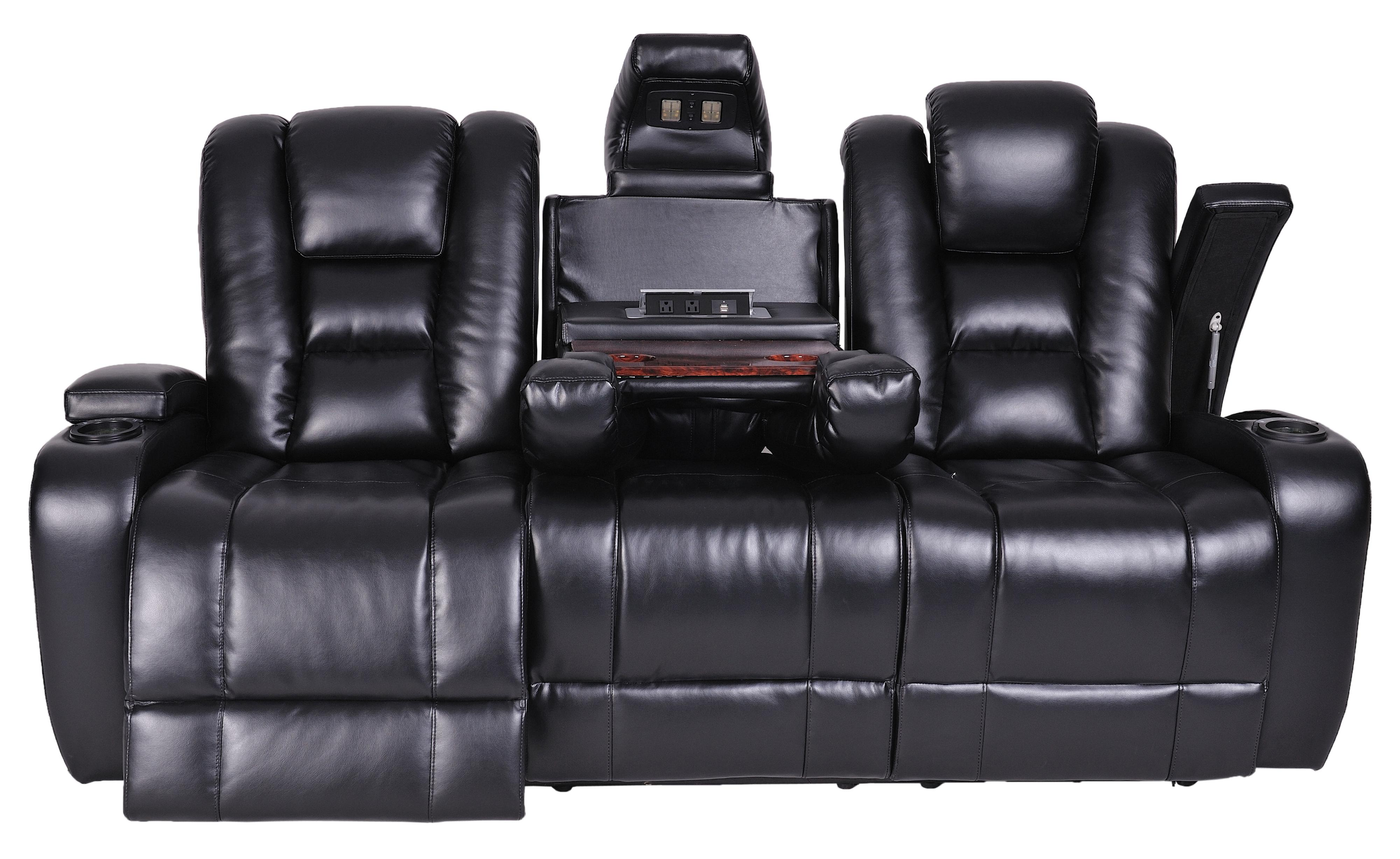 LDI 378  Power Reclining Sofa - Item Number: 378-52PWR