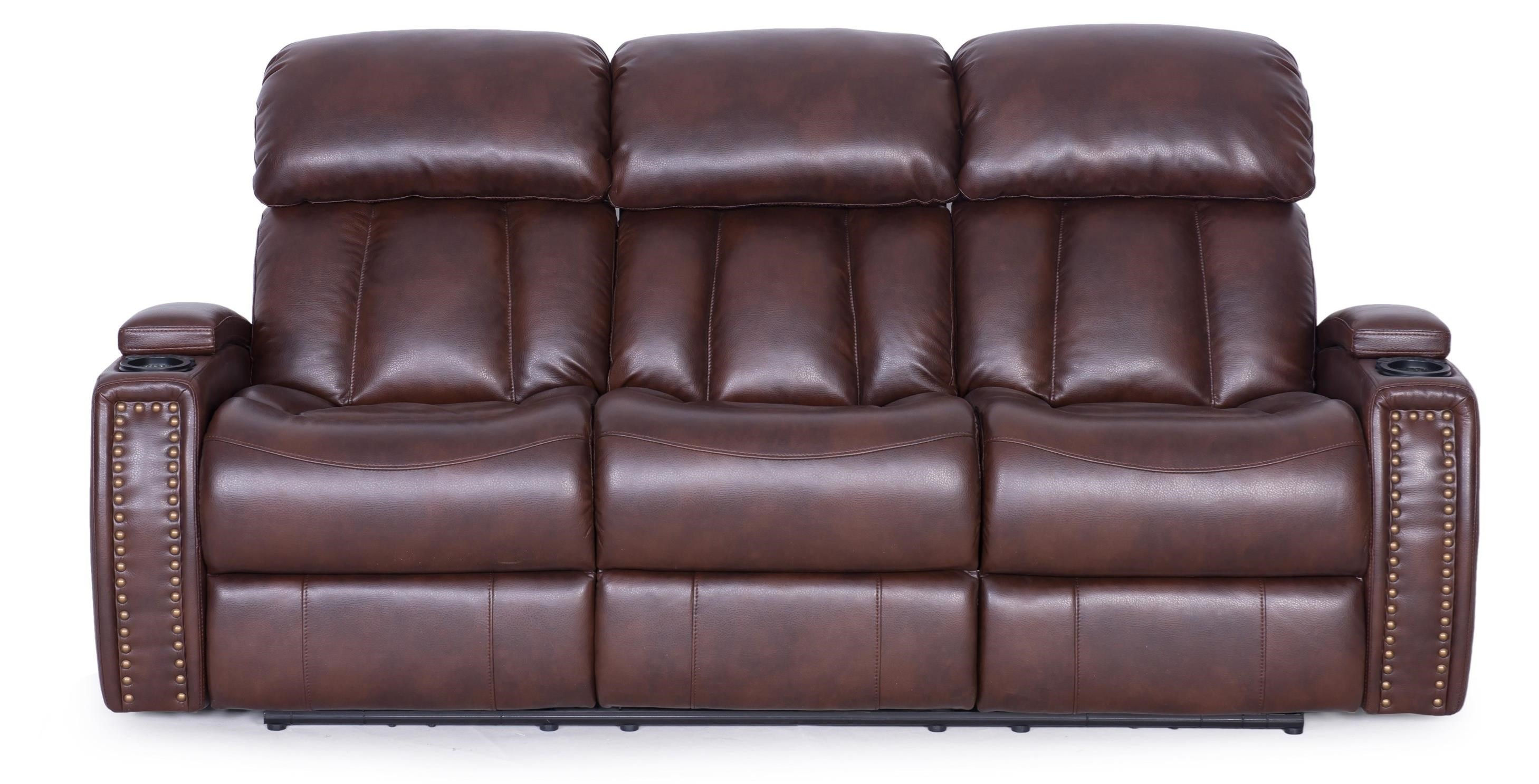 Synergy Home Furnishings 399 Power Sofa - Item Number: 399-52pwr 2270-87
