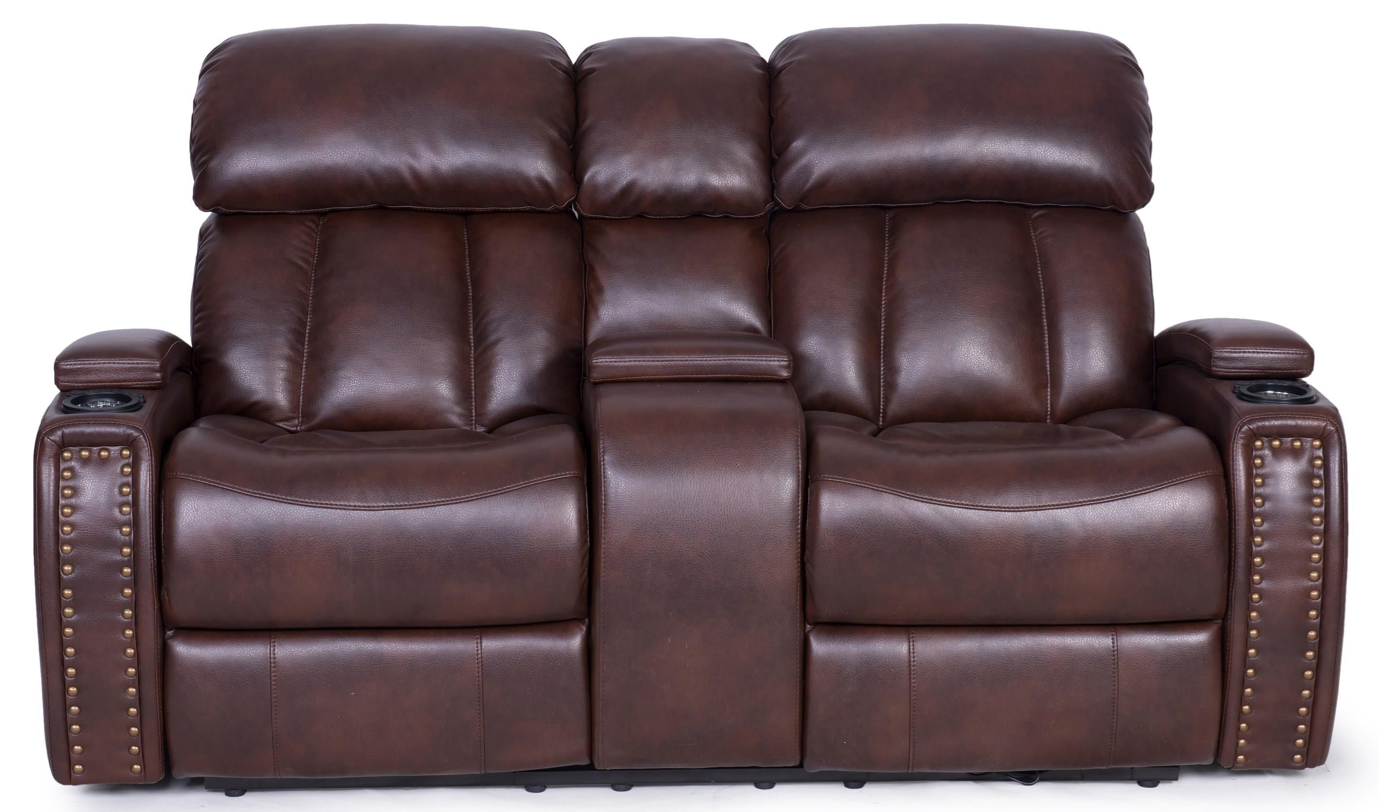 Synergy Home Furnishings 399 Power Loveseat - Item Number: 399-73pwr 2270-87