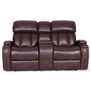 Synergy Home Furnishings 399 Power Loveseat