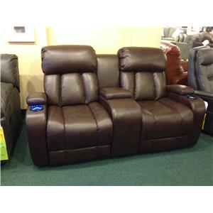 Synergy Home Furnishings 417 Reclining Loveseat