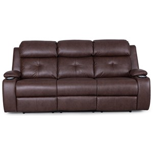 Synergy Home Furnishings 446 Reclining Sofa