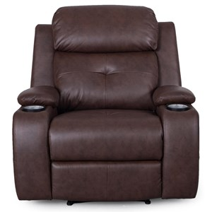 Synergy Home Furnishings 446 Recliner