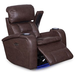 Synergy Home Furnishings 467 Power Recliner