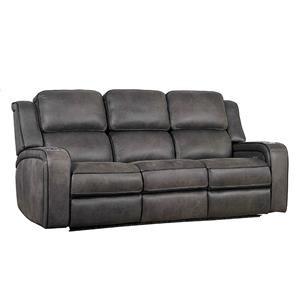 App-Controlled Reclining Sofa