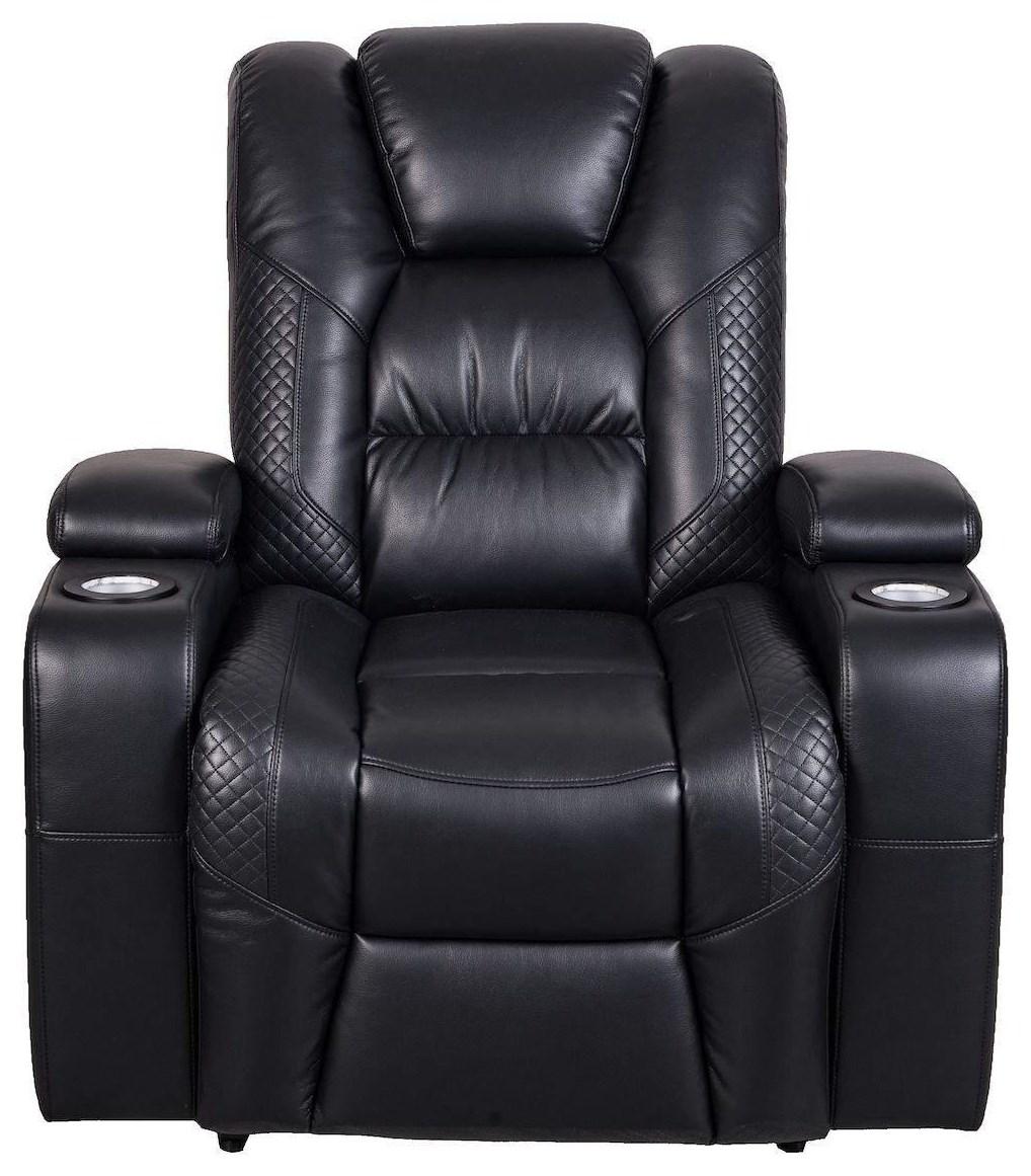 Power Recliner w/ Power Headrest