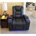 Synergy Home Furnishings 549 Power Wallsaver Recliner with Power Headrest - Item Number: 549-85PHR