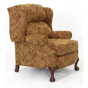 Sarah Randolph Designs-CC 600 Push Thru Arm Recliner