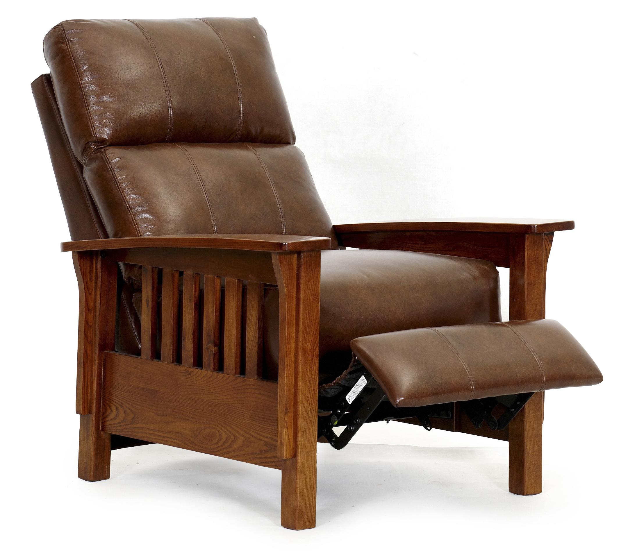 Synergy Home Furnishings 601  Three Way Recliner - Item Number: 601-86