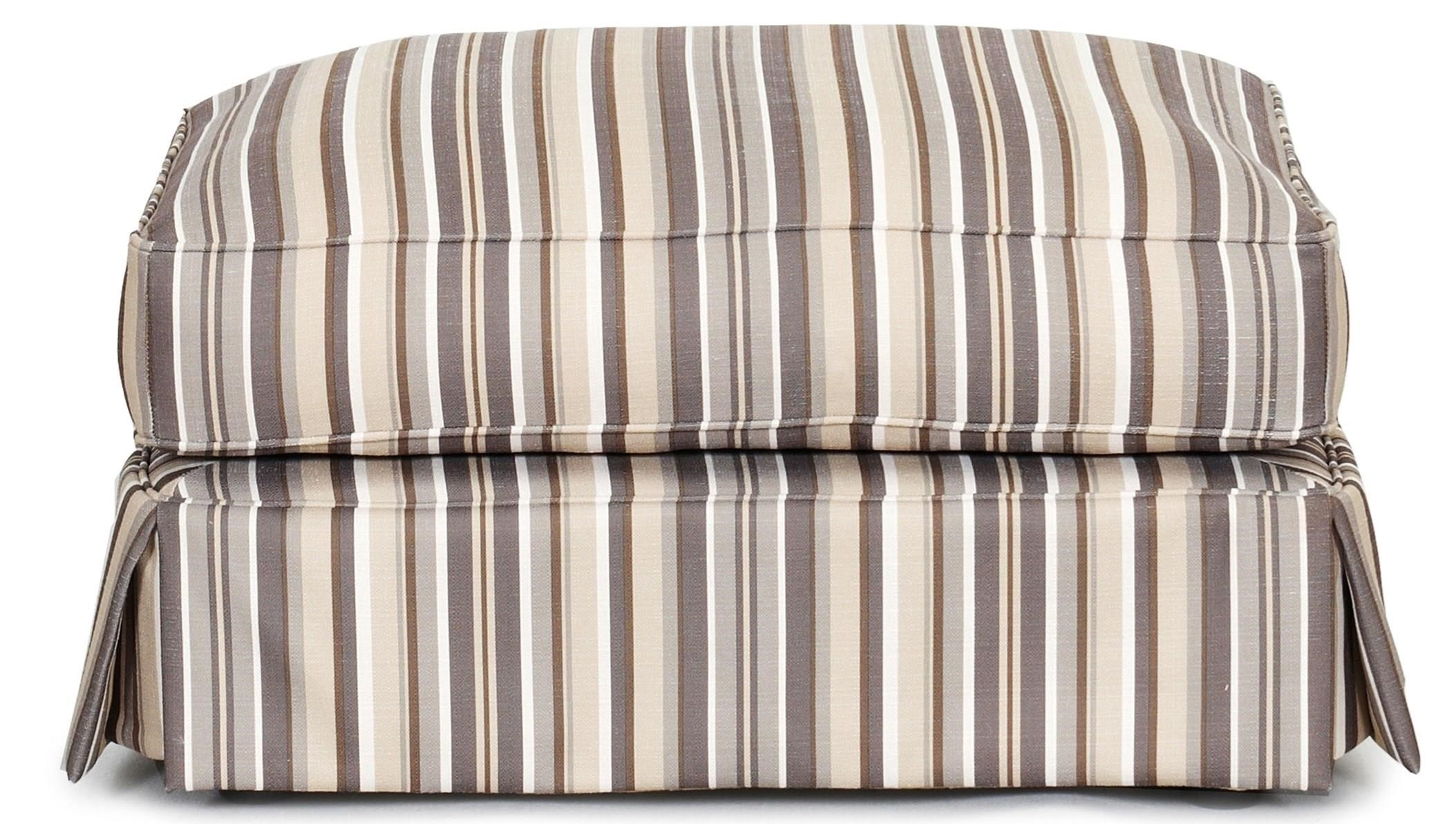 Synergy Home Furnishings 669 Casual Ottoman - Item Number: 669-30