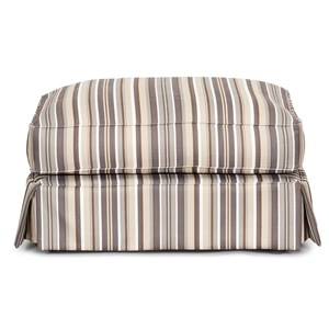 Synergy Home Furnishings 669 Casual Ottoman