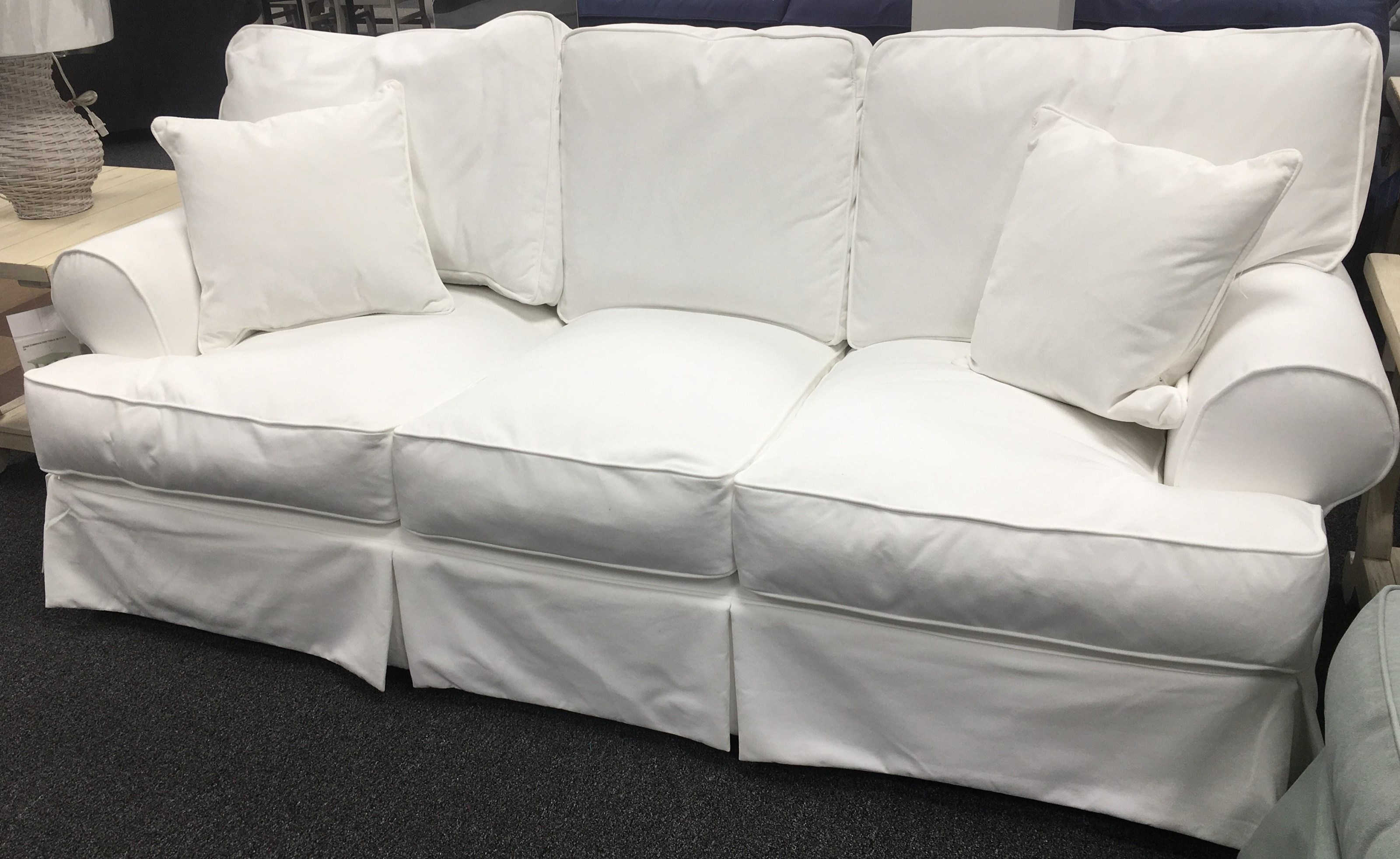 Slip Cover Sofa