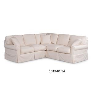Home Expressions Chloe 2 Piece Sectional