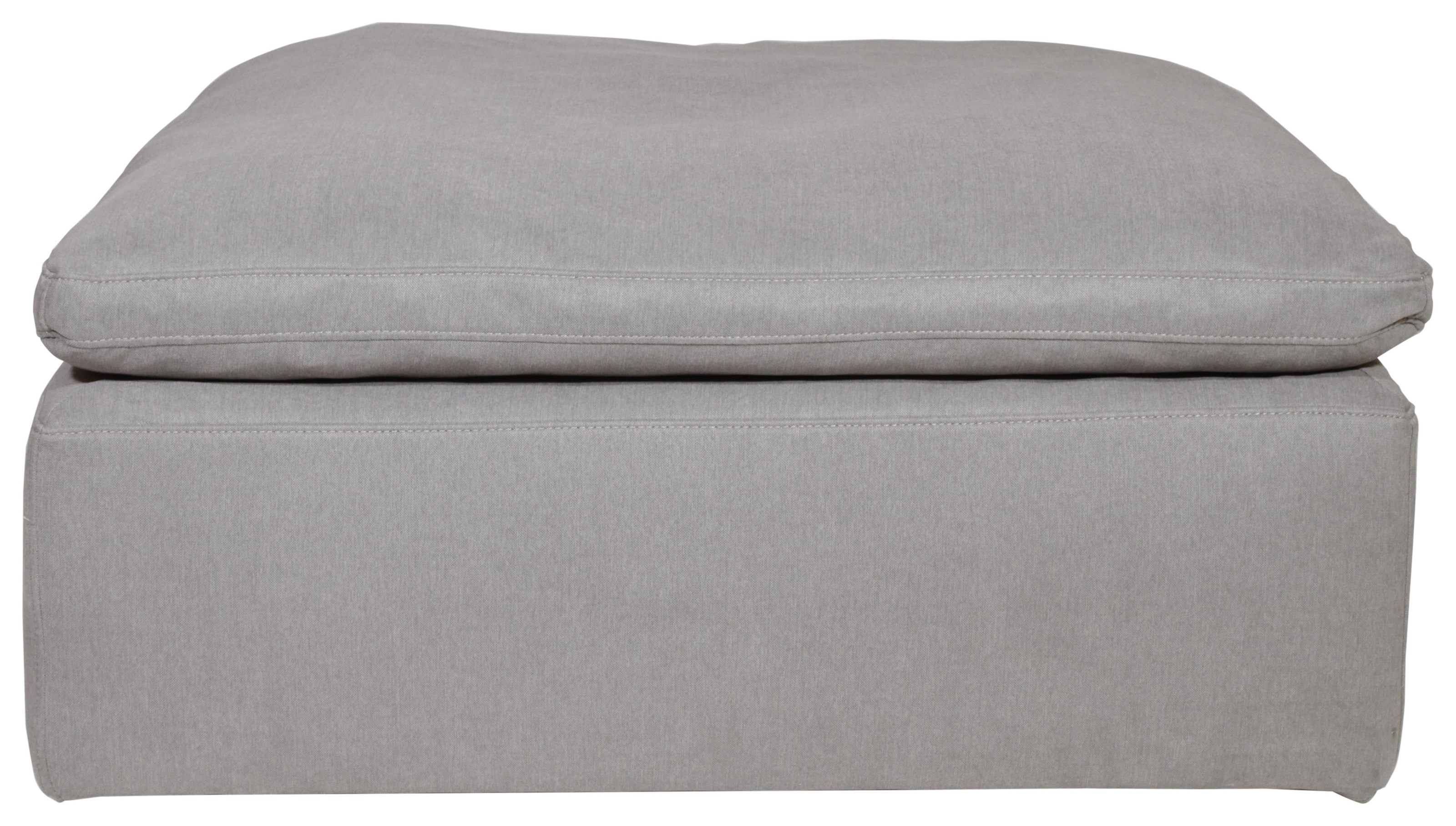 Cloud Ottoman by Synergy Home Furnishings at HomeWorld Furniture
