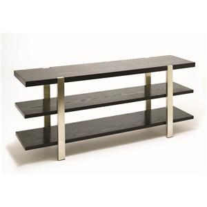 Harrison Harrison 3-Shelf Media Stand by Tag Furniture