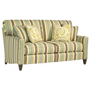 Cozy Creations Customizable Upholstered Mini-Sofa by Taylor King
