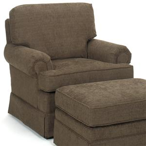 Temple Furniture America Upholstered Chair