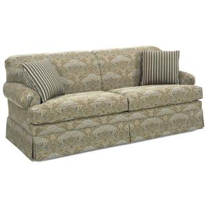 Temple Furniture Tailor Made Casual Sofa With Rolled Sock