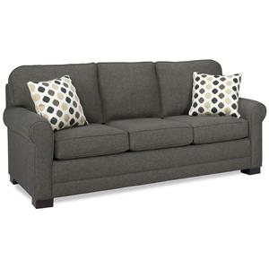 Temple Furniture Tailor Made Casual Sectional Sofa with Cuddle and ...